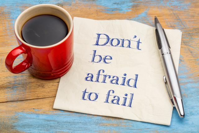 失敗を恐れず実践していくことが大切